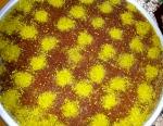 Kenafa with cheese